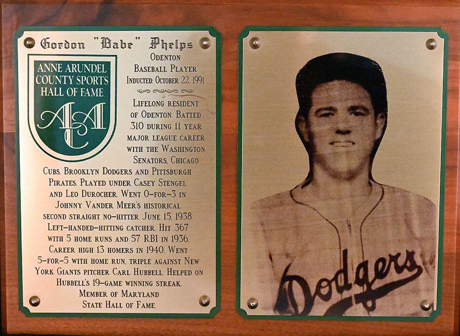 1991 Gordon Babe Phelps