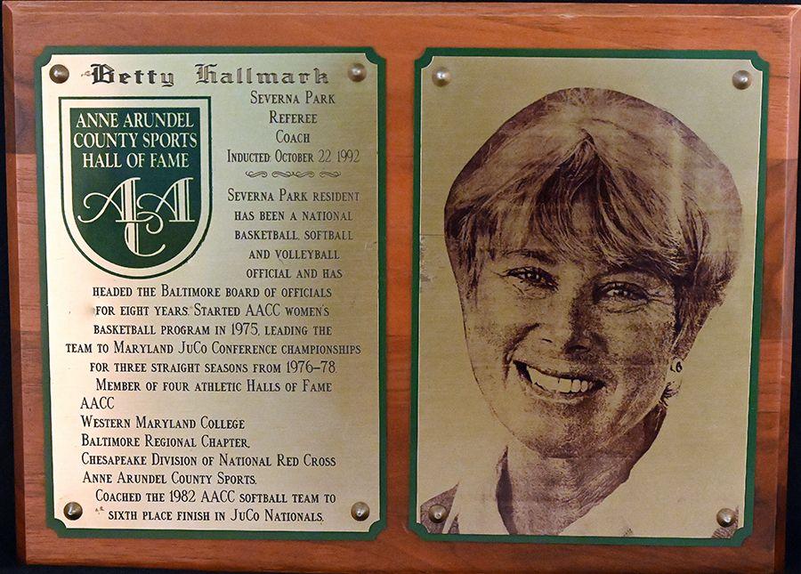 1992 Beety Hallmark