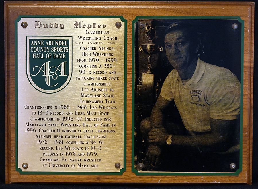 1999 Buddy Hepfer