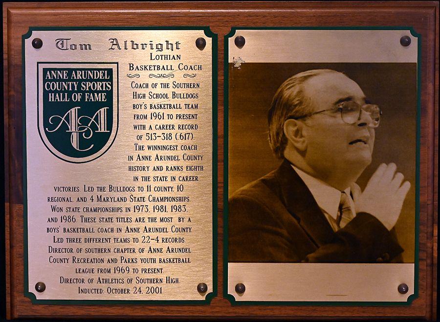 2001 Tom Albright