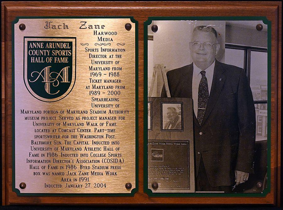 2003 Jack Zane