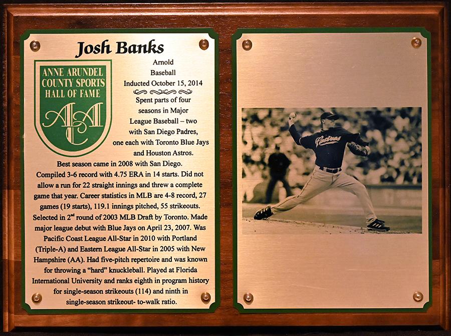 2014 Josh Banks