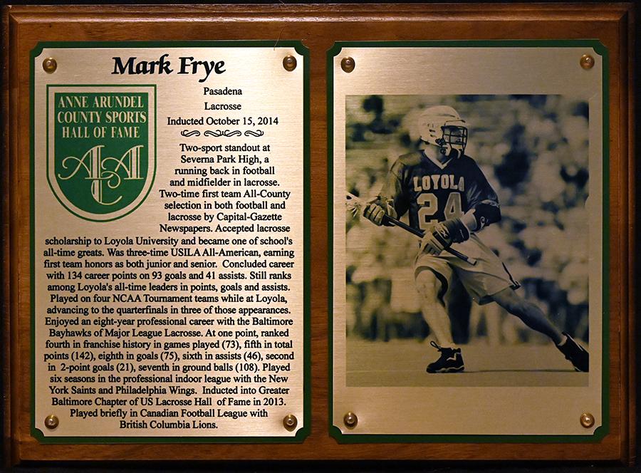 2014 Mark Frye