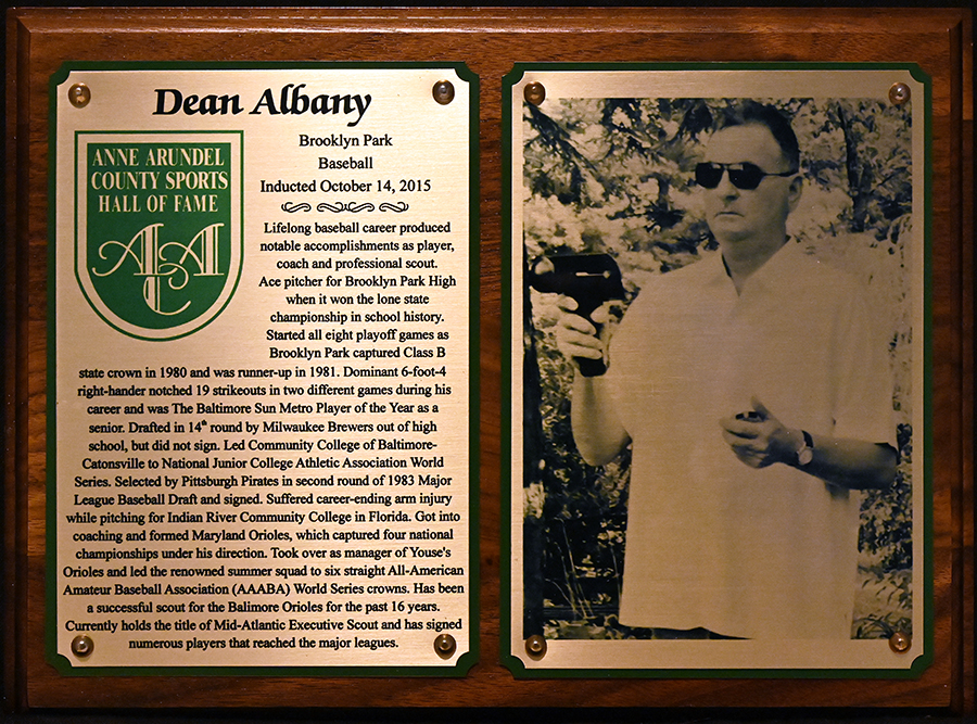 2015 Dean Albany