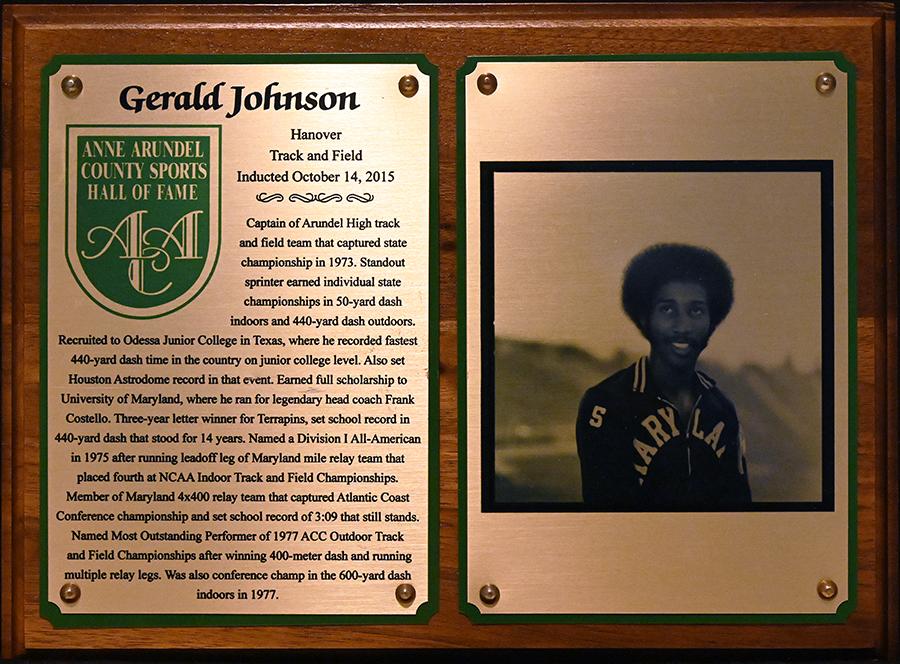 2015 Gerald Johnson