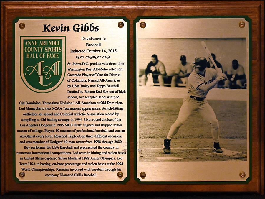 2015 Kevin Gibbs