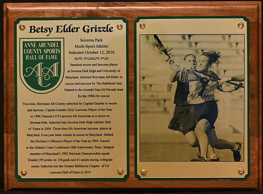2016 Betsy Elder Grizzle