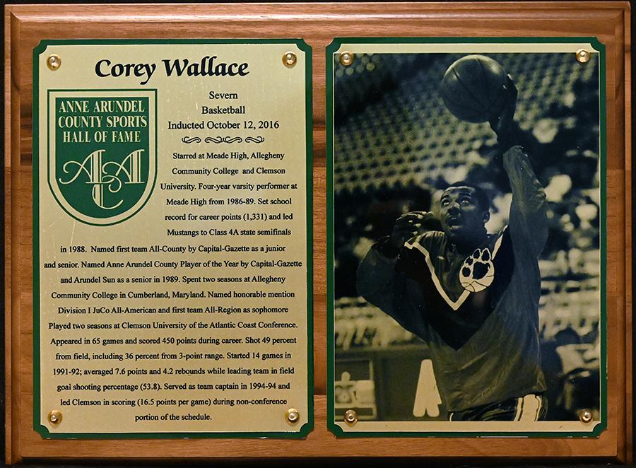 2016 Corey Wallace