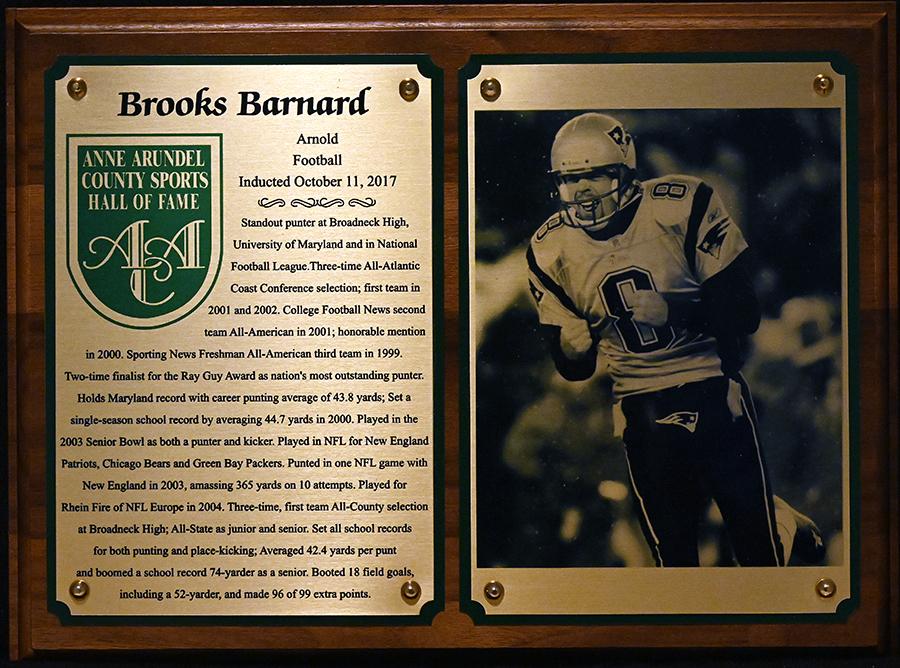2017 Brooks Barnard