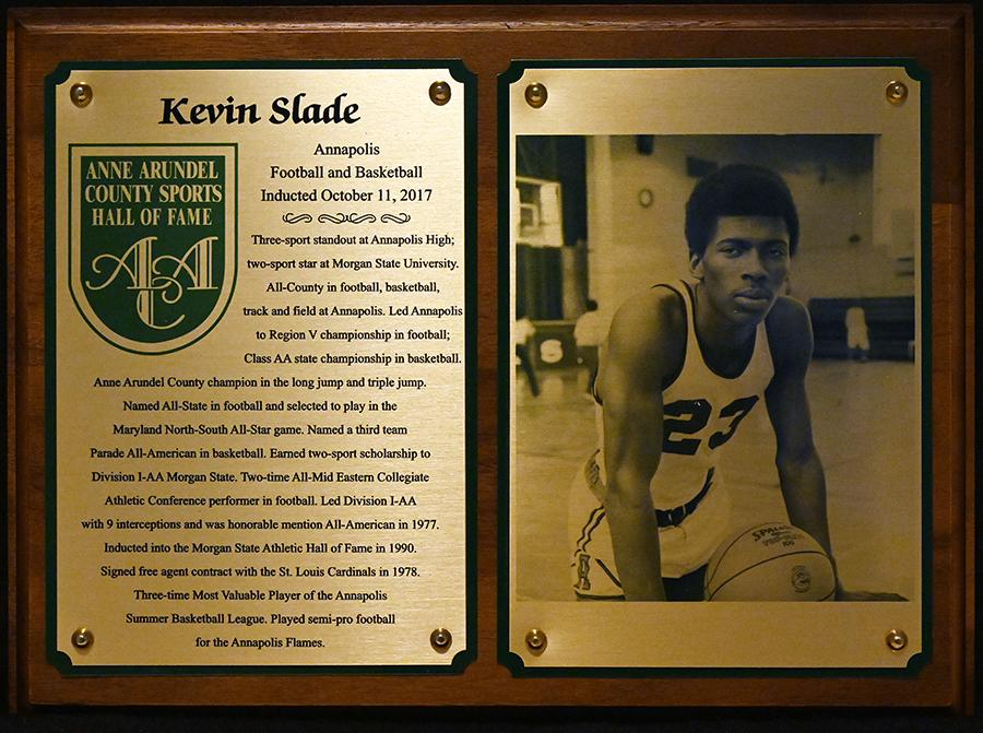 2017 Kevin Slade